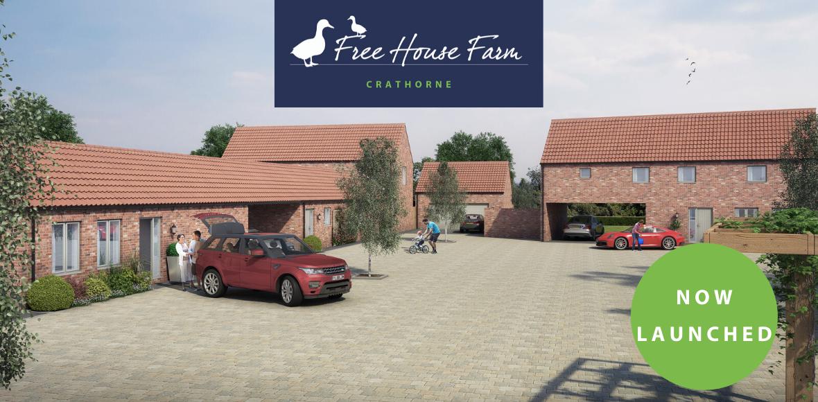 Free House Farm, Crathorne Image